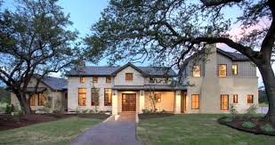 texas hill country house plans. Burdett Hill Country Custom Homes: Marble Falls Texas House Plans L