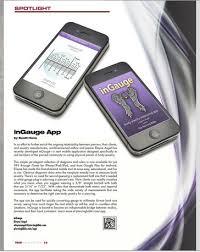 Body Measuring App Spotlight On Ingauge The Body Jewelry Measuring Applic