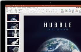 Slide Presentation Software Ppt Microsoft Powerpoint