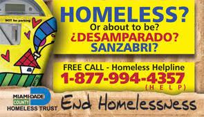 Homeless Assistance / Community Clean Up Project (Miami-Dade Police  Department) — Nextdoor — Nextdoor