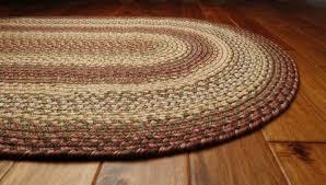barcelona braided rug