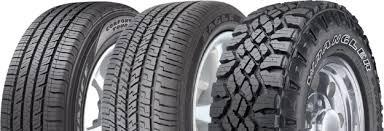 2014 Jeep Wrangler Tires Goodyear Tires