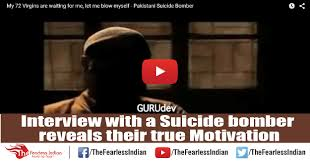 interview a suicide bomber reveals their true motivation interview a suicide bomber reveals their true motivation
