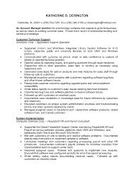 Technical Trainer Resume Project Manager Examples With Samples For