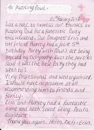 Thank You Letter February 2012 Large Jpg