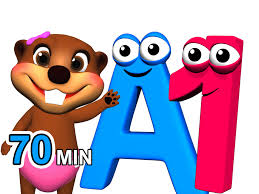 Children Education Cartoons Abcs 123s More Alphabet Numbers Nursery Rhymes Kids Learn 3d