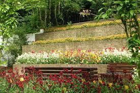 tiered garden design building a tiered