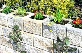 retaining wall inexpensive ideas choosing materials for garden walls easy blocks uk
