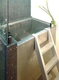 bathtubs for small spaces small modern soaking bathtub japanese bathtubs small spaces uk