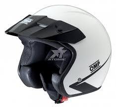 Omp Sc607e020xxl Helmet Star My2017 Open Face White Size Xxl