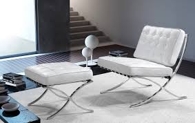 Barcelona Chair Style Barcelona Chairs Vancouver Sofa Company