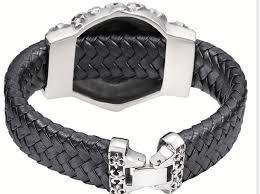 leather bracelet supplies custom
