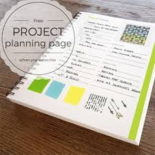 This quilt project Planner page is so much fun to use. You can ... & This quilt project Planner page is so much fun to use. You can organize your Adamdwight.com