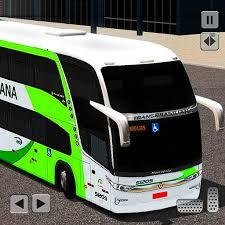 modern bus simulator drive 3d new bus