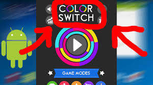 Colorswitch Ver Ndere Deine Farbe Angespielt Android