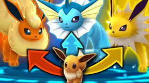 Pokemon GO - SECRET EEVEE EVOLUTION TRICK! (GET ALL 3 EEVEELUTIONS) -  YouTube