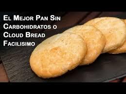 El Mejor Pan Sin Carbohidratos O Cloud Bread Facilisimo   YouTube