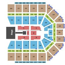 Van Andel Seating Chart Cheap Van Andel Arena Tickets