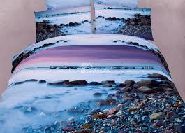 67 charming pebbles in the mist print 3d bedding sets duvet cover