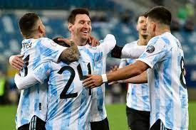 موعد مباراة فنزويلا ضد الأرجنتين في تصفيات كأس العالم والقنوات الناقلة -  واتس كورة