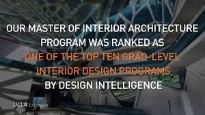 ucla extension arc id top 10 graduate program in interior design