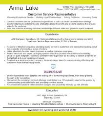 Entry Level Customer Service Representative Resume Template   Free     objective statement for a customer service resume career objective  statement hotel customer service resume sample sample