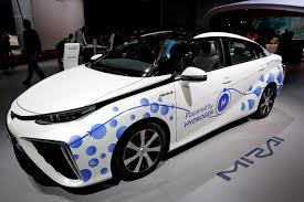 Toyota to recall all 2,800 Mirai fuel cell cars on the road