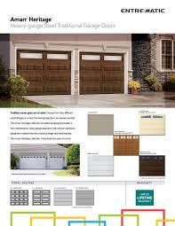 amarr heritage garage doors. Garage Door Mart Inc Amarr Heritage Collection By - Issuu Doors I
