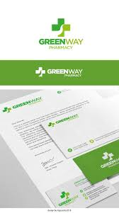 pharmacy design company entry 178 by logosuit for pharmacy logo business card design