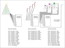 led christmas tree lights wiring diagrams images here is just one page of the wiring diagrams we supplied to the venue