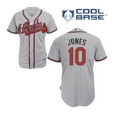 Braves Jersey Atlanta Chipper Jones faffeebfffefe Foxborough Free Press