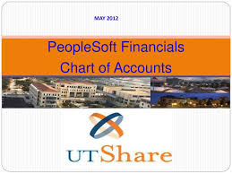 Ppt Peoplesoft Financials Chart Of Accounts Powerpoint