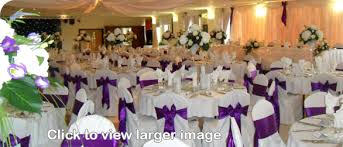 rental chair covers for weddings. quality chair covers - venue dressing rental for weddings