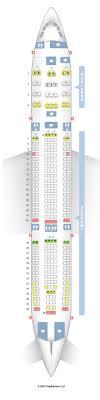 Emirates Flight Ek210 Seating Chart Seatguru Seat Map Emirates Seatguru