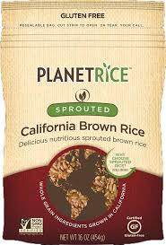 our sprouted brown rice is a nutritional powerhouse packed with vitamins minerals and amino