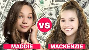 Maddie Ziegler And Mackenzie Ziegler Who Is Richer