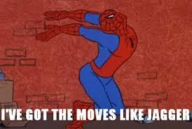spider man meme