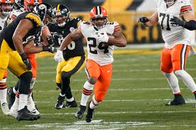 browns win first playoff game since
