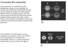 cerwin vega clsc 12s subwoofer wiring diagram questions canton movie 120 mx wiring diagram