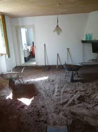 Überhöhte wassermengen führen immer zu verringerten festigkeiten und zu. Bodenaufbau Fur Dielenboden Auf Sandboden