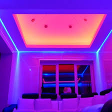 diy led strip lighting. highlight steps edges room features and cast a down light from the underside of cupboards with diy led tape kits available in single colour or remote diy led strip lighting