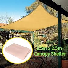 waterproof polyester top sun shade sail shelter outdoor garden car cover awning canopy patio garden accessories