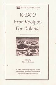 10, 000 Free Recipes for Baking!: Connors, Rhea: 9780966595208 ...
