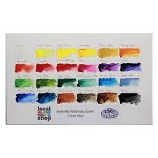 Royal Langnickel Artist Paint 24 Pc Set Watercolour