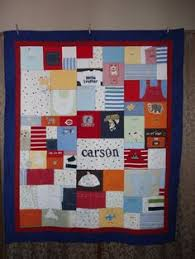 Quilts made of old baby clothes that way you can keep them forever ... & Large throw size Patchwork Style Quilt made from baby clothing - CUSTOM  ORDERS Adamdwight.com