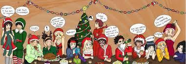 Naruto Christmas Wallpapers - Wallpaper Cave