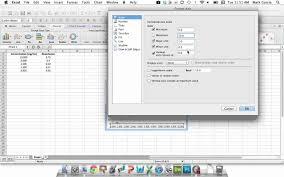 office tutorials generating a standard curve microsoft excel 2016