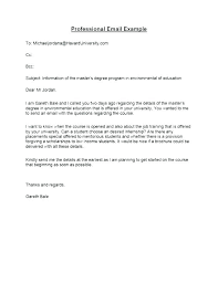 Official Letter Template Darmody Me