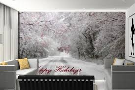 Beautiful Wallpaper Design For Home Decor Beautiful Winter Nature Wallpaper Walls Snow Landscape Wall papers 54