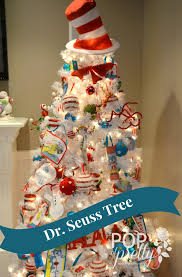 Our Dr. Seuss Christmas Tree (2013